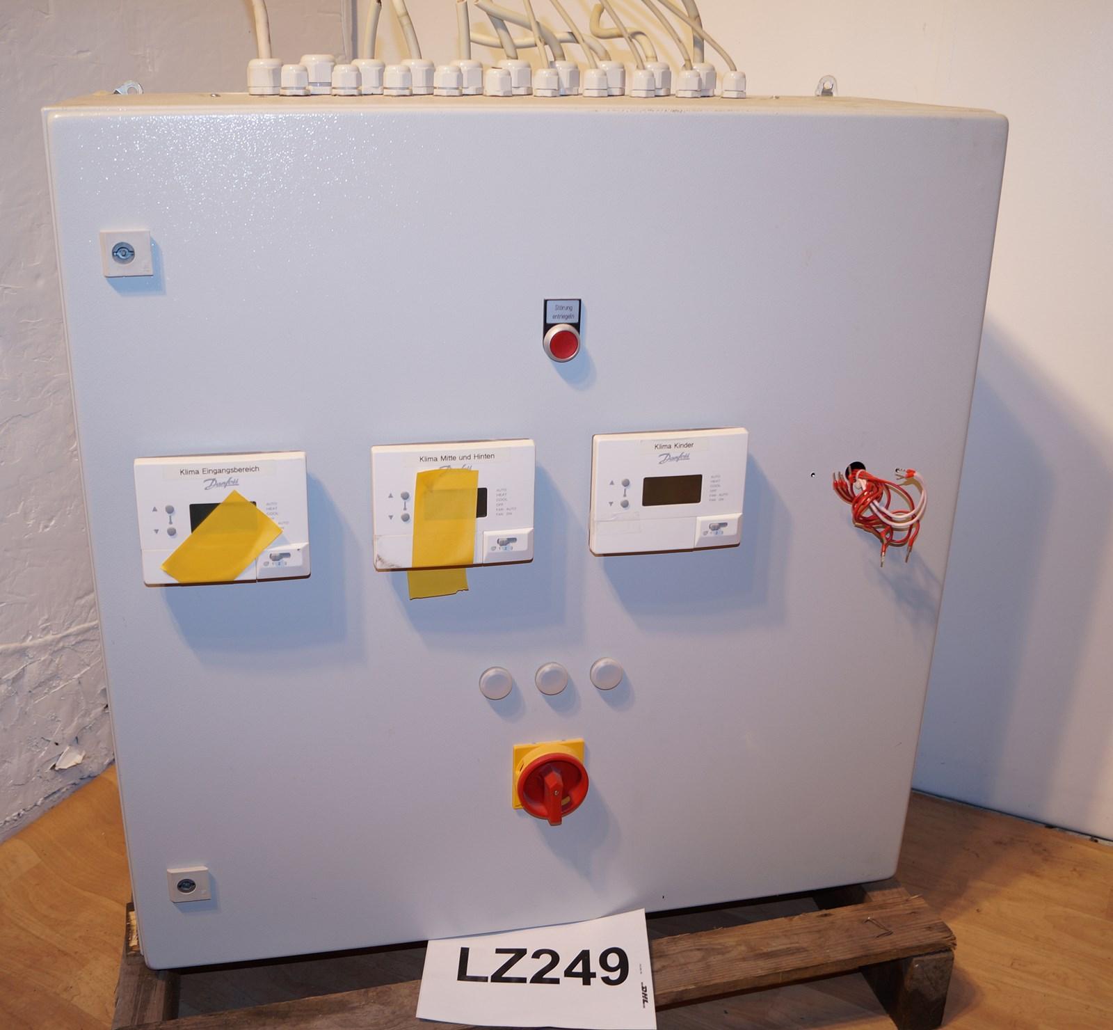 Rittal Danfoss Klima Steuerschrank HC 6000 Raumthermostat ...